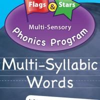 multi syllabic words