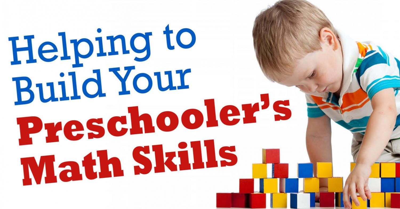 EBL Coaching Article -- Building Your Preschooler\'s Math Skills