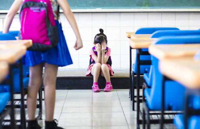 child hates school