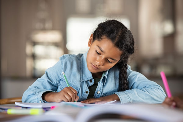 Improve Your Child's Writing Skills With Helpful (and fun) Activities